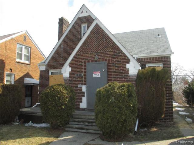 19414 Packard Street, Detroit, MI 48234 (MLS #219031887) :: The Toth Team