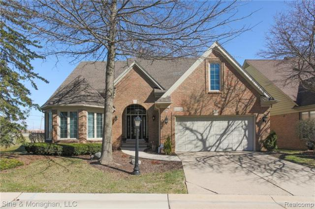 18705 River Pointe Drive, Clinton Twp, MI 48038 (#219031897) :: The Buckley Jolley Real Estate Team