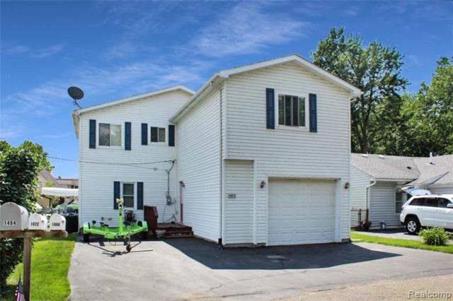 1472 Rossdale Drive, Waterford Twp, MI 48328 (#219031933) :: RE/MAX Classic