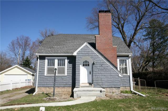 6586 Cherrylawn Avenue, Independence Twp, MI 48346 (MLS #219031946) :: The John Wentworth Group