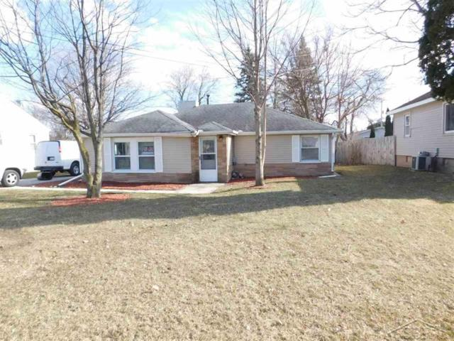 533 Meadowlawn, Carrollton Twp, MI 48604 (#61031376041) :: Keller Williams West Bloomfield