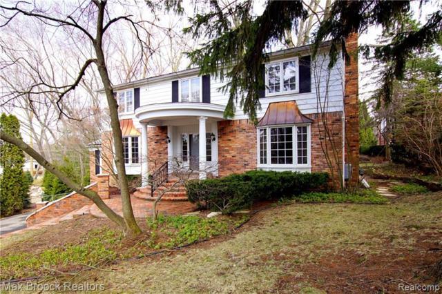 1498 Suffield Avenue, Birmingham, MI 48009 (#219032147) :: The Buckley Jolley Real Estate Team