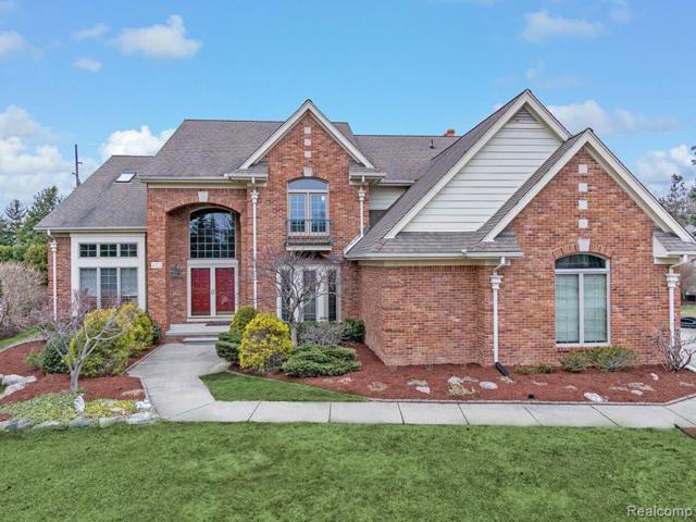 3472 Summit Ridge Drive, Rochester Hills, MI 48306 (#219032208) :: The Buckley Jolley Real Estate Team