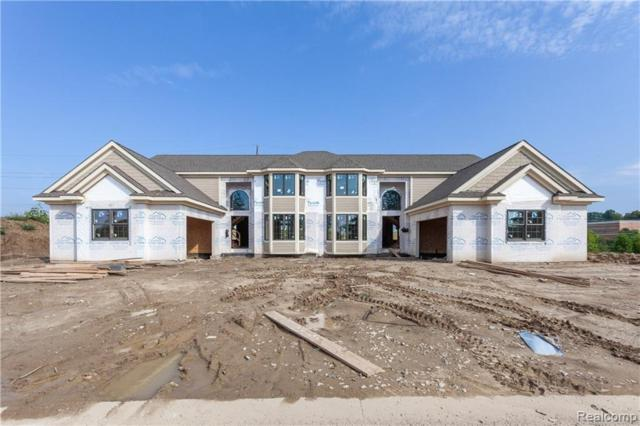 20201 Beacon Way #7, Northville Twp, MI 48167 (MLS #219032290) :: The Toth Team
