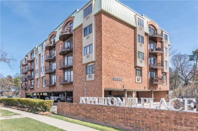 35300 Woodward Avenue #301, Birmingham, MI 48009 (#219032291) :: The Buckley Jolley Real Estate Team