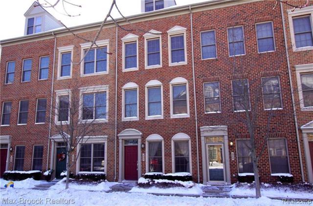 534 Graten Street #17, Birmingham, MI 48009 (#219032298) :: The Buckley Jolley Real Estate Team