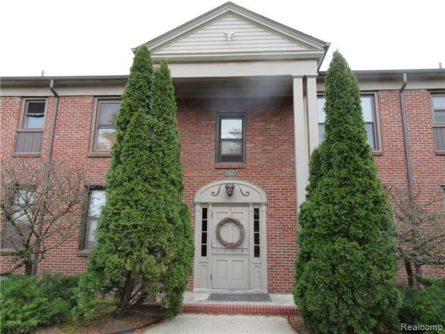 22671 Garrison Street #207, Dearborn, MI 48124 (#219032443) :: The Buckley Jolley Real Estate Team