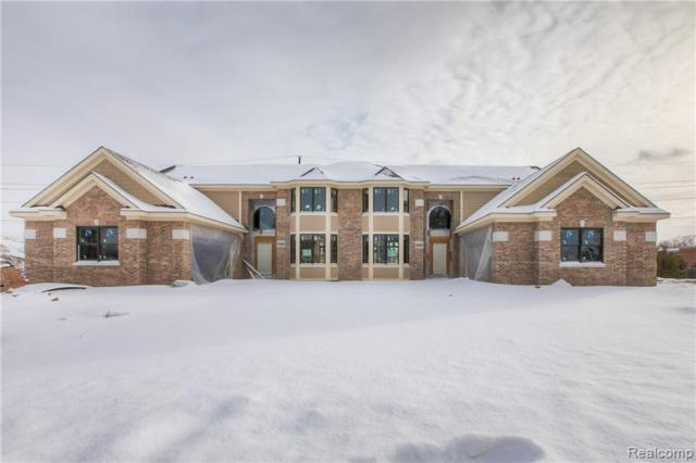 20266 Beacon Way #3, Northville Twp, MI 48167 (MLS #219032526) :: The Toth Team