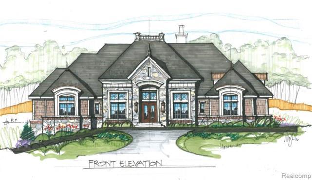 4591 Arline Drive, Orchard Lake Village, MI 48323 (#219032548) :: The Buckley Jolley Real Estate Team