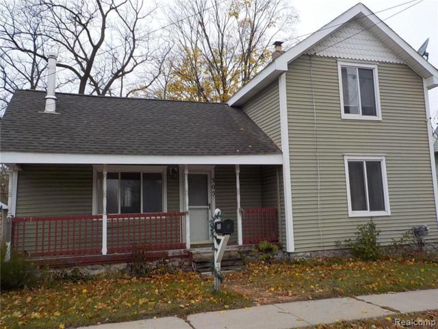 305 N Saginaw Street, Holly Vlg, MI 48442 (#219032580) :: RE/MAX Nexus