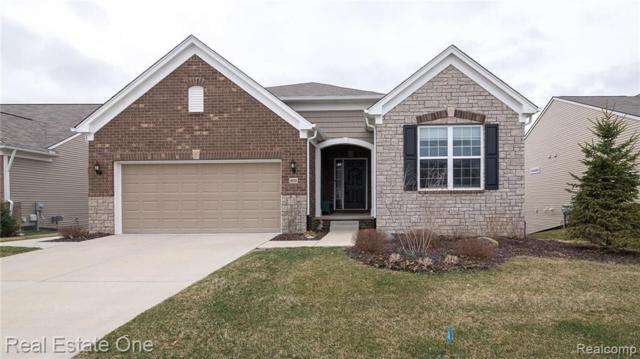 409 Bozeman Court, Oceola Twp, MI 48843 (#219032582) :: The Mulvihill Group