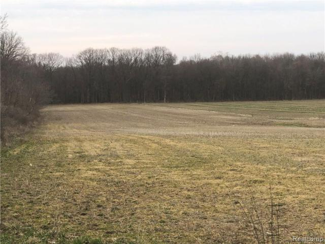LOT A Goodall Road, Vernon Twp, MI 48429 (#219032612) :: RE/MAX Classic