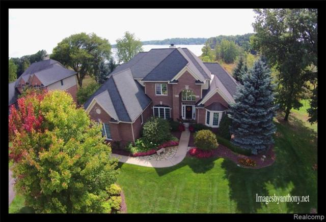 5268 Edgewood Shores Drive, Genoa Twp, MI 48843 (#219032620) :: The Buckley Jolley Real Estate Team