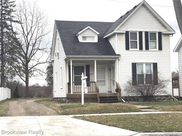 525 Ludlow Avenue, Rochester, MI 48307 (MLS #219032652) :: The Toth Team