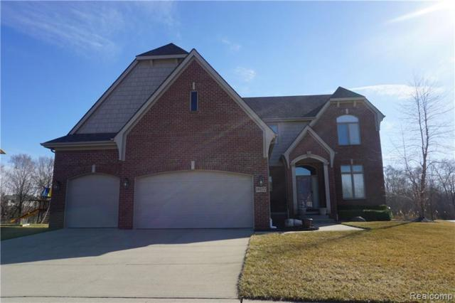 19372 Norway Pine Drive, Macomb Twp, MI 48044 (#219032726) :: RE/MAX Nexus
