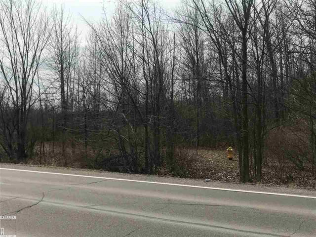 County Line, Chesterfield Twp, MI 48047 (#58031376264) :: Keller Williams West Bloomfield