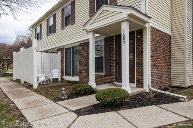 7605 Woodview Drive #43, Waterford Twp, MI 48327 (#219032907) :: The Buckley Jolley Real Estate Team