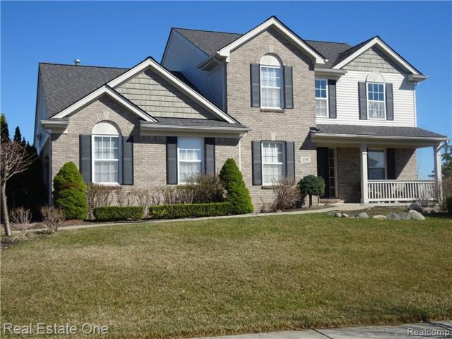 1198 Bellwood Court, Oxford Twp, MI 48371 (#219032925) :: Alan Brown Group
