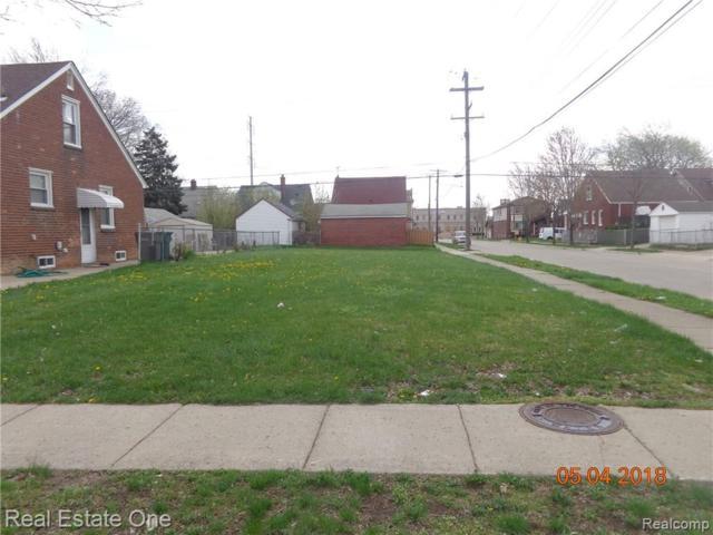 4702 Palmer Street, Dearborn, MI 48126 (#219033019) :: The Buckley Jolley Real Estate Team