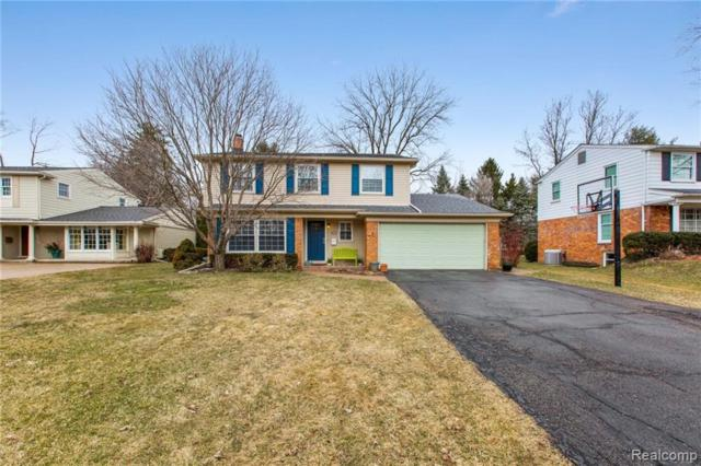 1864 Fairway Drive, Birmingham, MI 48009 (#219033220) :: Keller Williams West Bloomfield