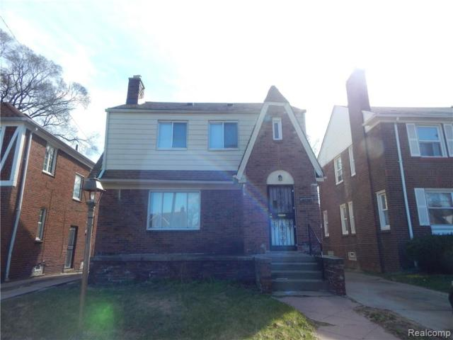 18250 Prairie Street, Detroit, MI 48221 (#219033247) :: Duneske Real Estate Advisors