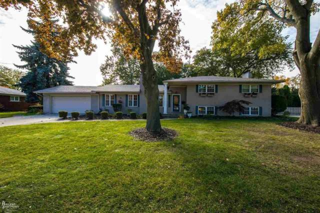 41 Briarcliff, Grosse Pointe Shores Vlg, MI 48236 (#58031376398) :: RE/MAX Nexus