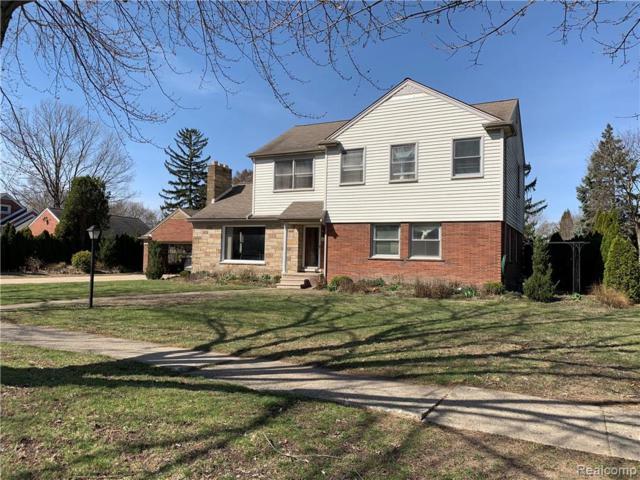 640 S Silvery Lane, Dearborn, MI 48124 (#219033448) :: The Buckley Jolley Real Estate Team