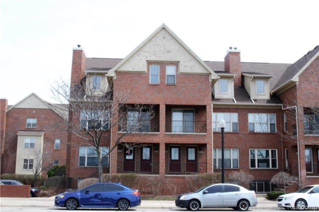1433 S Washington Avenue #108, Royal Oak, MI 48067 (#219033473) :: The Buckley Jolley Real Estate Team