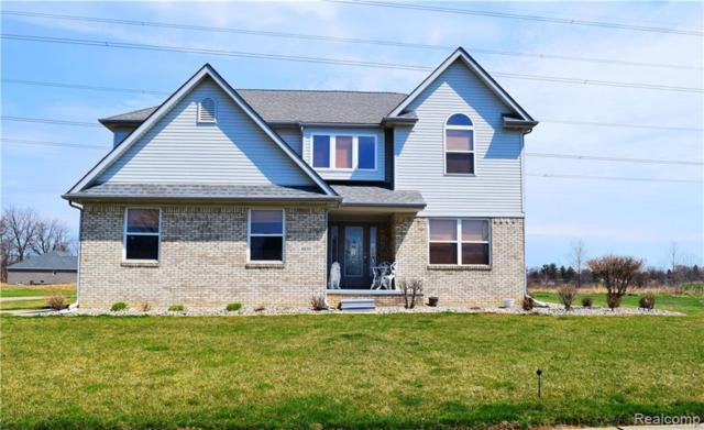 4830 Tanager Drive, Monroe, MI 48161 (#219033664) :: The Buckley Jolley Real Estate Team