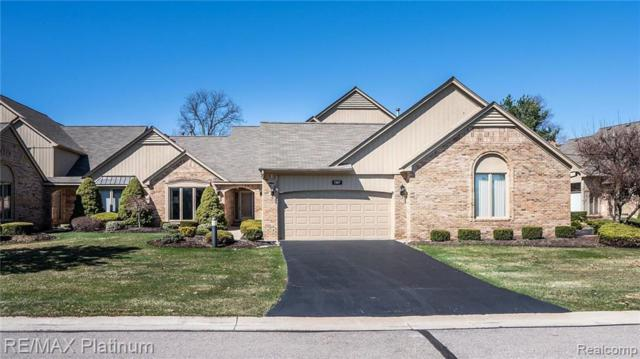 2167 Willow Circle N, Shelby Twp, MI 48316 (#219033680) :: RE/MAX Classic