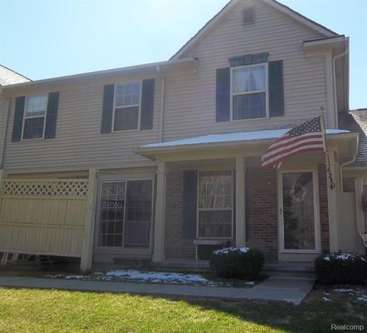 4210 Stonebridge, Holly Vlg, MI 48442 (#219033748) :: The Buckley Jolley Real Estate Team