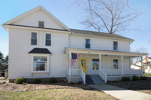 216 Jefferson Street, Chelsea, MI 48118 (#543264478) :: RE/MAX Classic