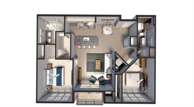 218 W Kingsley #212, Ann Arbor, MI 48104 (#543264523) :: The Buckley Jolley Real Estate Team