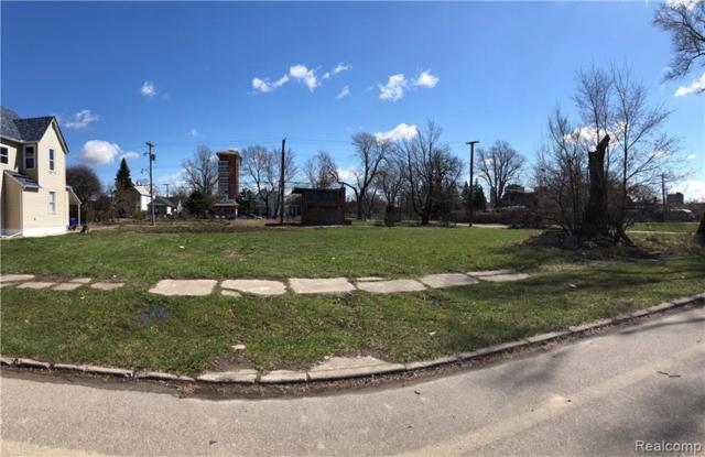 2802-12 Harrison, Detroit, MI 48216 (MLS #219033854) :: The Toth Team