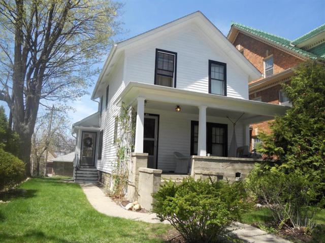 511 Elizabeth Street, Ann Arbor, MI 48104 (MLS #543264538) :: The Toth Team