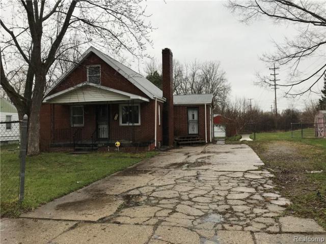 519 E York Avenue, Flint, MI 48505 (#219034086) :: RE/MAX Classic