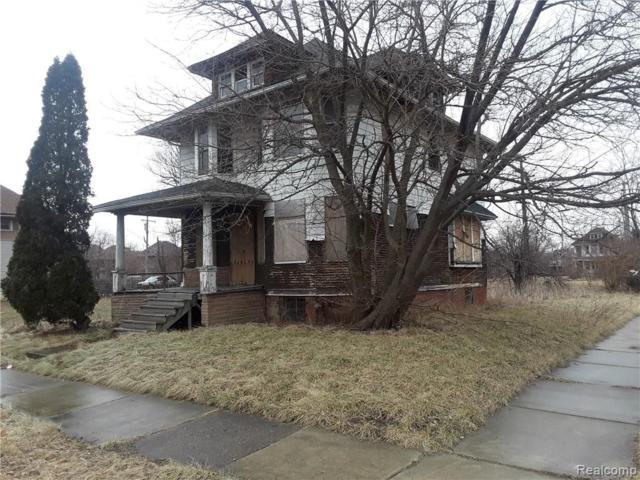 95 Tyler Street, Highland Park, MI 48203 (#219034097) :: The Buckley Jolley Real Estate Team