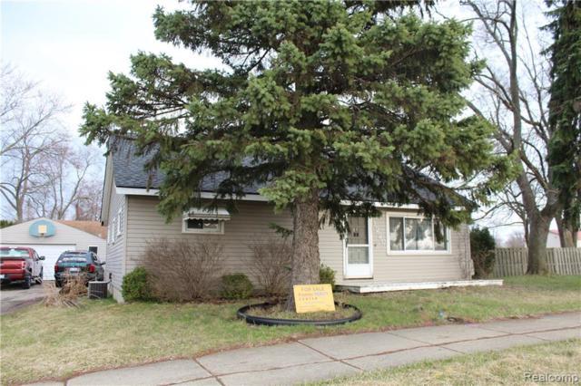 1220 Scott Lake Rd, Waterford Twp, MI 48328 (#219034124) :: The Buckley Jolley Real Estate Team