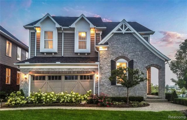 49502 Seagrass Drive, Canton Twp, MI 48187 (#219034182) :: Keller Williams West Bloomfield