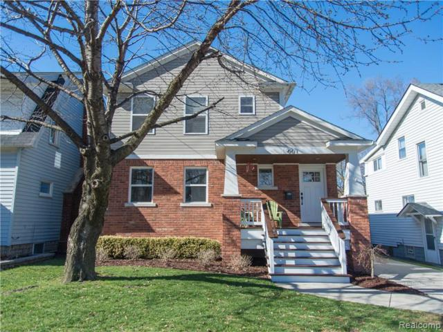 601 E Farnum Avenue, Royal Oak, MI 48067 (#219034270) :: The Buckley Jolley Real Estate Team