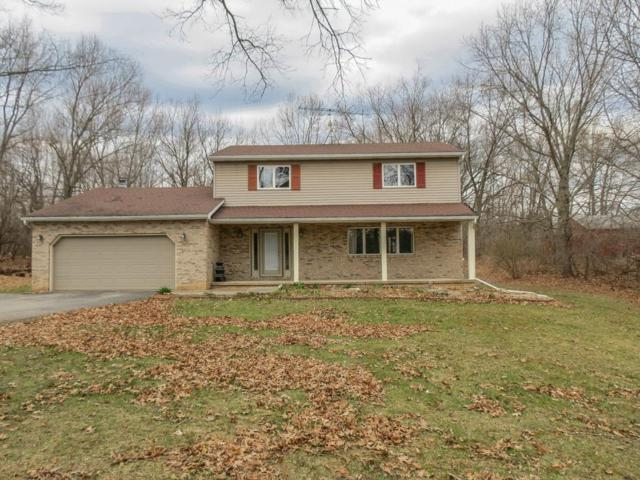 6045 Queen Oaks Drive, Sylvan, MI 48118 (#543264512) :: RE/MAX Classic