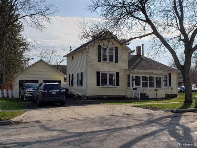 529 E Sibley Street, Howell, MI 48843 (#219034497) :: KNE Realty 360