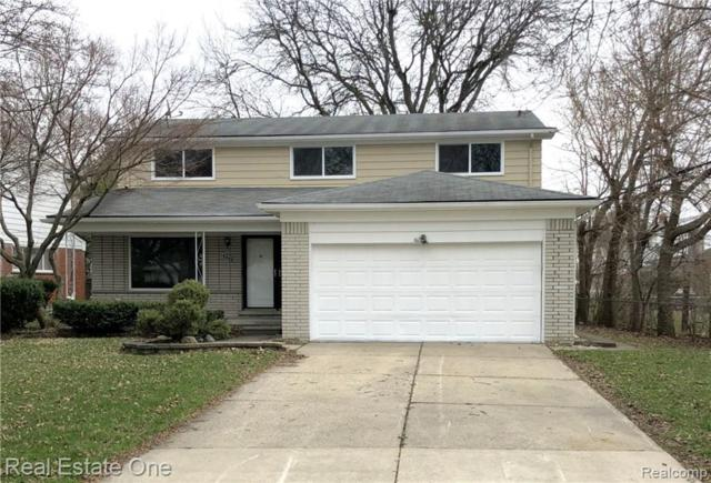 18495 Onyx Street, Southfield, MI 48075 (#219034499) :: Alan Brown Group
