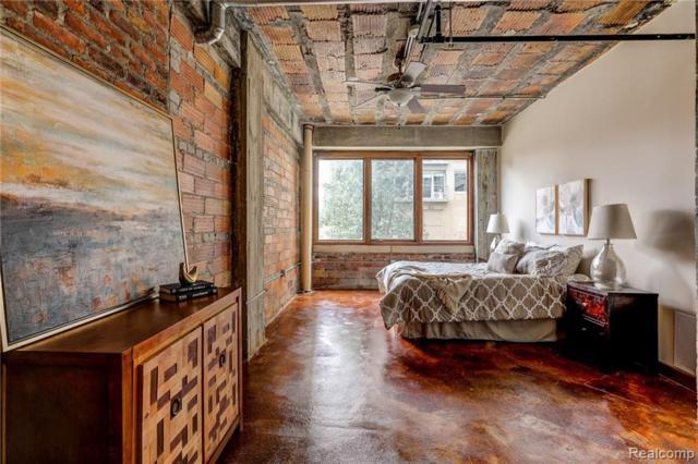 2915 John R Street #212, Detroit, MI 48201 (#219034544) :: The Buckley Jolley Real Estate Team