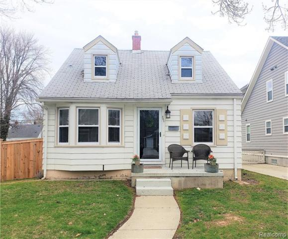 203 S Vermont Avenue, Royal Oak, MI 48067 (#219034575) :: Alan Brown Group