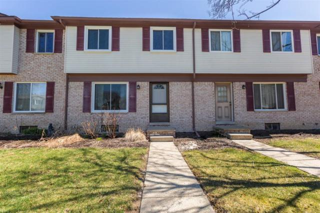 193 Sheffield Drive, Saline, MI 48176 (#543264588) :: Keller Williams West Bloomfield