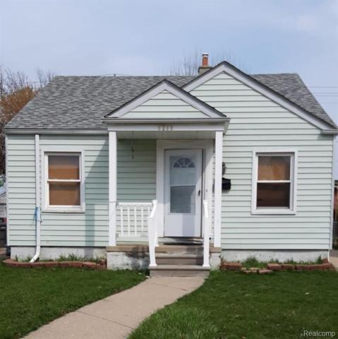 6266 Williamson Street, Dearborn, MI 48126 (#219034775) :: RE/MAX Classic