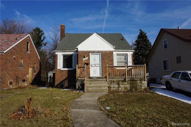 11366 Ward Street, Detroit, MI 48227 (MLS #219034980) :: The Toth Team