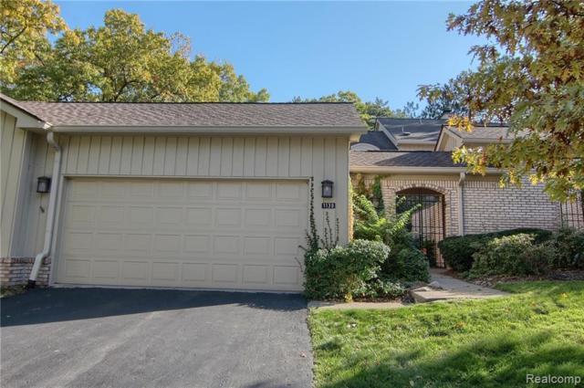 1130 Timberview Trail, Bloomfield Twp, MI 48304 (#219035003) :: Alan Brown Group