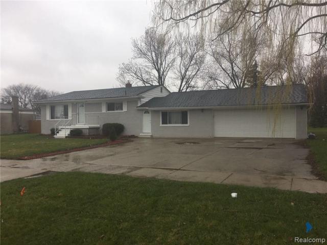 13877 14 MILE RD, Sterling Heights, MI 48312 (#219035012) :: Keller Williams West Bloomfield